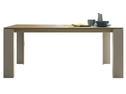 Table, Rectangle, Beige, Desk, End table, Writing desk, Steel, Square,