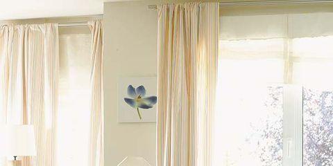 Interior design, Room, Textile, Furniture, Floor, Home, Interior design, Flooring, Pink, Window covering,