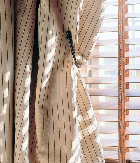 Tan, Peach, Window covering, Rope,