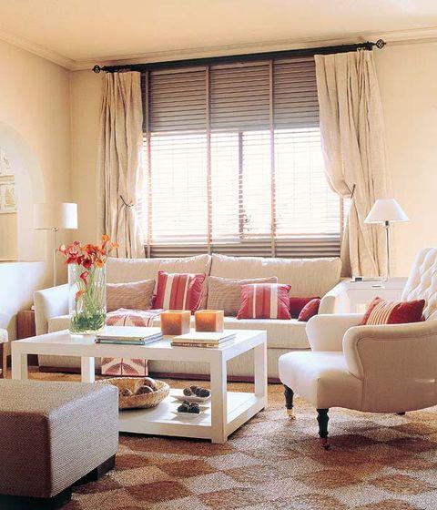 Room, Interior design, Living room, Furniture, Home, Window covering, Floor, Interior design, Flooring, Window treatment,