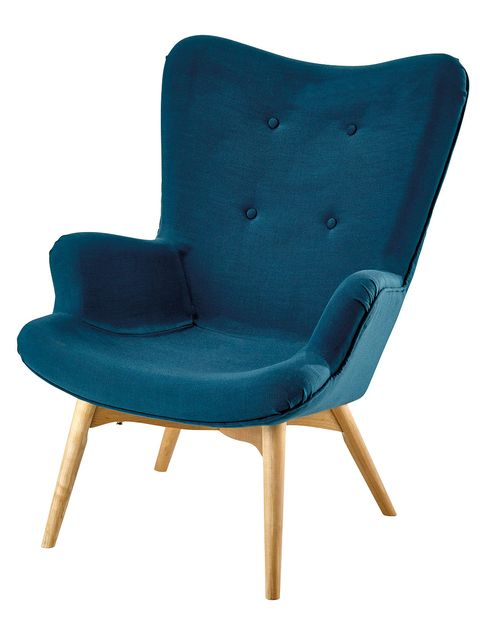 Blue, Chair, Furniture, Black, Teal, Comfort, Tan, Material property, Armrest, Plastic,