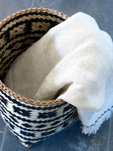 Natural material, Beige, Rope, Storage basket, Basket, Still life photography, Wicker, Home accessories,