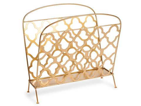 Product, Brown, Yellow, Beige, Wicker, Rectangle, Metal, Infant bed, Outdoor furniture, End table,