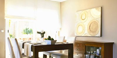 Floor, Wood, Room, Flooring, Interior design, Property, Table, Dining room, Ceiling, Interior design,