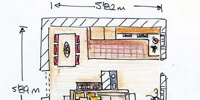 Room, Line, Parallel, Illustration, Rectangle, Machine, Drawing, Artwork, Sketch, Plan,
