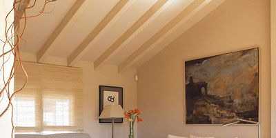 Wood, Room, Interior design, Property, Living room, Wall, Home, Furniture, Floor, Couch,