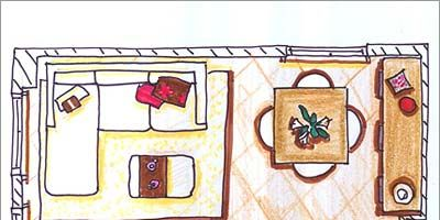 Line, Pattern, Rectangle, Artwork, Illustration, Drawing, Painting, Creative arts, Child art, Still life,