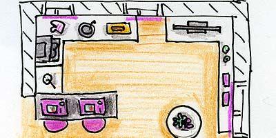 Purple, Pink, Line, Magenta, Violet, Colorfulness, Parallel, Rectangle, Illustration, Drawing,