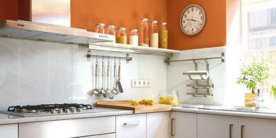 Room, Green, White, Kitchen, Floor, Cabinetry, Tap, Grey, Drawer, Sink,