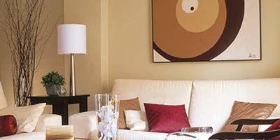 color para las paredes del saln - Colores Para Paredes Salon
