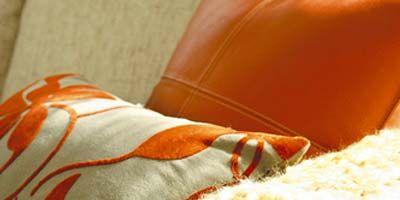 Brown, Orange, Textile, Carmine, Tan, Beige, Leather, Close-up, Peach, Home accessories,