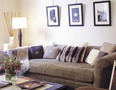 Lujoso Combinar Colores Paredes Y Muebles Imagen Ideas para el