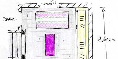 Line, Purple, Parallel, Rectangle, Diagram, Plan, Drawing, Illustration, Sketch,