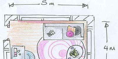 Line, Purple, Parallel, Circle, Illustration, Rectangle, Design, Drawing, Artwork, Line art,