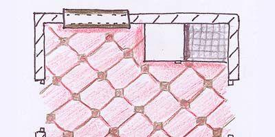 Pink, Line, Pattern, Artwork, Peach, Parallel, Rectangle, Illustration, Drawing, Design,