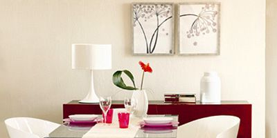 Product, Room, Interior design, Table, Floor, Furniture, White, Wall, Dining room, Interior design,