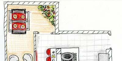 Line, Parallel, Rectangle, Artwork, Illustration, Drawing, Sketch, Line art,
