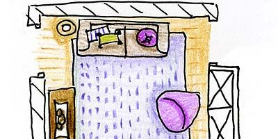 Line, Purple, Violet, Parallel, Rectangle, Illustration, Artwork, Drawing, Painting, Graphics,