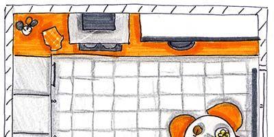 Orange, Line, Artwork, Parallel, Rectangle, Illustration, Drawing, Graphics, Clip art, Sketch,