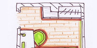Green, Line, Parallel, Rectangle, Artwork, Illustration, Drawing, Painting, Paint, Graphics,