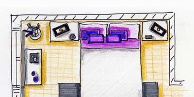 Purple, Line, Rectangle, Pattern, Violet, Magenta, Parallel, Lavender, Artwork, Square,