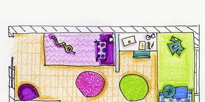 Purple, Pink, Lavender, Violet, Line, Magenta, Parallel, Rectangle, Illustration, Artwork,