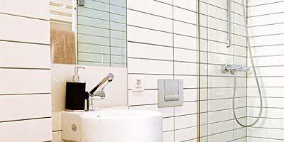 Plumbing fixture, Product, Architecture, Room, Wall, Property, Bathroom sink, Purple, Interior design, Bathroom accessory,