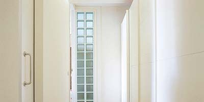 Architecture, Property, Room, Wall, Floor, Flooring, Interior design, Fixture, Home door, Daylighting,