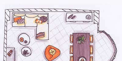 Cartoon, Illustration, Rectangle, Drawing, Artwork, Painting, Square, Plan, Diagram, Sketch,