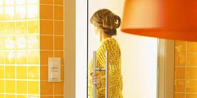 Yellow, Product, Lampshade, Wall, Room, Interior design, Orange, Light fixture, Lamp, Fixture,