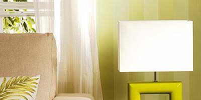 Yellow, Textile, Room, Interior design, Wall, Interior design, Rectangle, Throw pillow, Window treatment, Pillow,