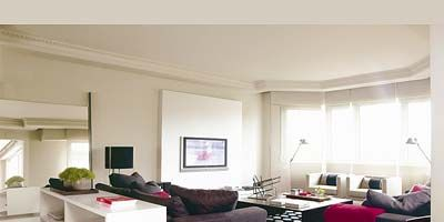 Room, Interior design, Property, Floor, Home, Furniture, Wall, Living room, Couch, Ceiling,