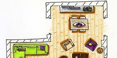 Purple, Line, Lavender, Parallel, Violet, Rectangle, Illustration, Drawing, Artwork, Plan,