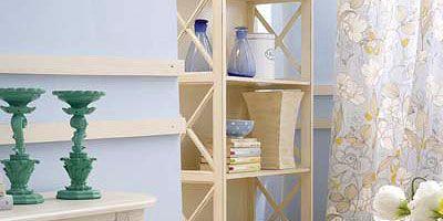 Room, Wood, Shelving, Interior design, Shelf, Wall, Terrestrial plant, Interior design, Still life photography, Artifact,