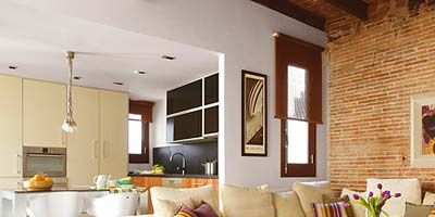 Interior design, Room, Brown, Floor, Wood, Living room, Wall, Furniture, Home, Table,