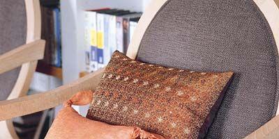 Product, Brown, Textile, Comfort, Home accessories, Beige, Bandage, Shelf, Linens, Bookcase,
