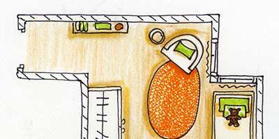 Line, Orange, Parallel, Rectangle, Produce, Illustration, Peach, Drawing, Fruit, Graphics,