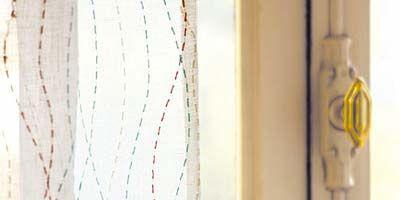 Textile, Line, Pattern, Net, Creative arts, Handle, Pattern, Thread, Doily,