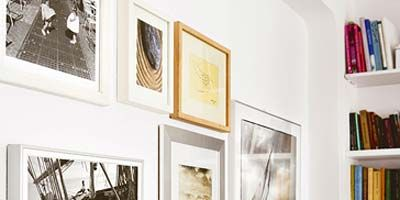 Shelf, Room, Wall, Interior design, Shelving, Collection, Interior design, Art, Paint, Picture frame,