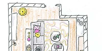 Line, Magenta, Parallel, Artwork, Rectangle, Illustration, Visual arts, Painting, Drawing, Circle,