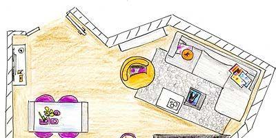 Line, Purple, Parallel, Magenta, Lavender, Rectangle, Diagram, Illustration, Drawing, Plan,