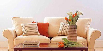 Wood, Interior design, Room, Furniture, Floor, Orange, Hardwood, Flooring, Wall, Home,