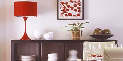 Room, Interior design, Wall, Porcelain, Line, Artifact, Dishware, Shelving, Interior design, Shelf,