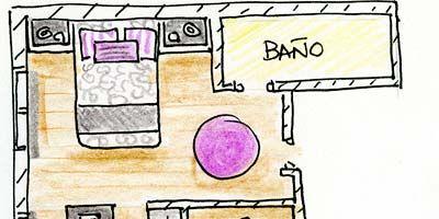 Pink, Line, Purple, Magenta, Rectangle, Parallel, Artwork, Lavender, Plan, Illustration,