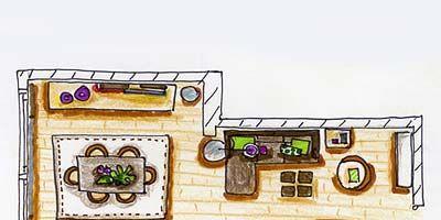 Rectangle, Illustration, Drawing,