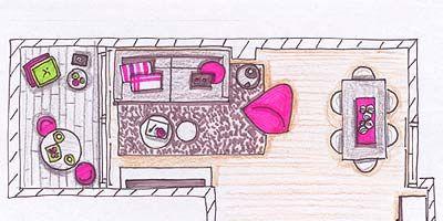 Magenta, Purple, Pink, Line, Violet, Lavender, Illustration, Artwork, Drawing, Child art,