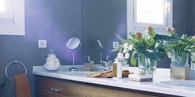 Room, Product, Wood, Property, White, Drawer, Interior design, Glass, Wall, Flowerpot,