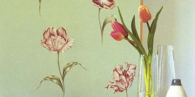 Petal, Flower, Serveware, Botany, Flowering plant, Art, Artifact, Artwork, Plant stem, Vase,