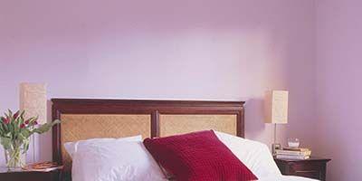 Bed, Room, Interior design, Property, Wall, Bedding, Textile, Bedroom, Furniture, Bed sheet,