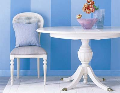Pintar una mesa antigua